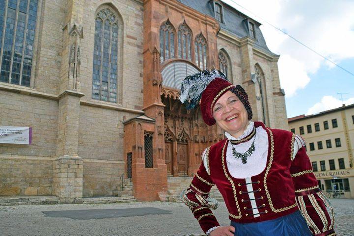 Sibylle Von Kleve Erzhlt Der Reformation At Jena Tourist
