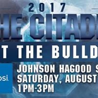 2017 Citadel Meet The Bulldogs Presented by Pepsi