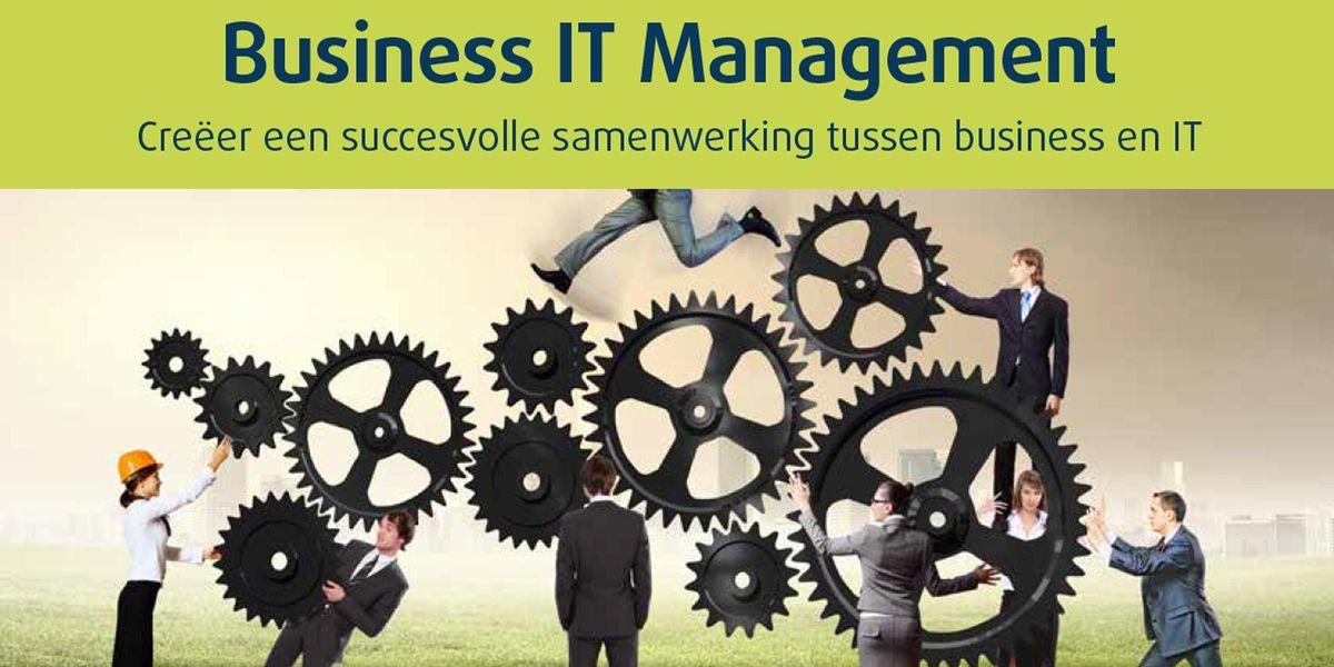 Business IT Management  11 12 17 18 & 26 april 2019  IIR Amsterdam