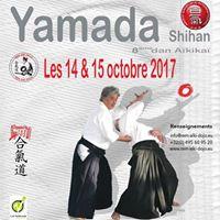 Yamada shihan seminar 14-15 October 2017 Brussels
