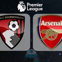 Bournemouth v Arsenal (PL) at the Parlor