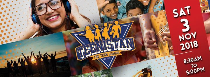 Teenistan - The Teen League