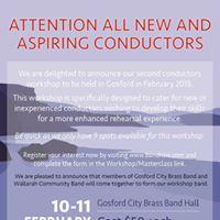 Conductors Workshop