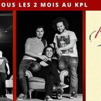 Spectacle dimpro - Arrt Culture joue au KPL tous les deux mois