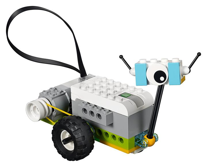 Lego robotics summer camp - Brigade Gateway