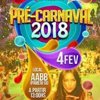 Pre Carnaval AABB
