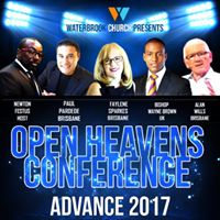 Open Heavens Conference - Advance 2017