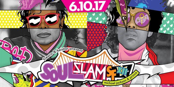 Soul Slam XII