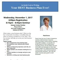 Write Your BEST Business Plan Ever