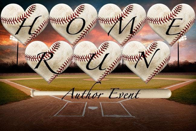 Home Run Author Event