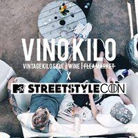 Vintage Kilo Sale -Vinokilo x Street Style Con Dortmund