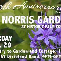 10th Anniversary Norris Gardens