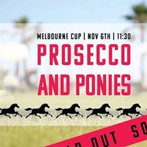 Prosecco & Ponies Melbourne Cup 2018
