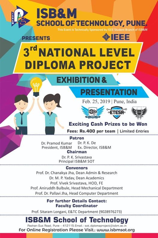 3rd National Level Diploma Project