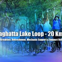 Hesaraghatta LAKE LOOP 14-Jan-2017