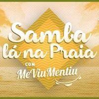 Samba l na Praia - 2904 - Feriado do dia do Trabalho