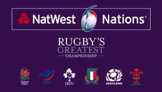 6 Nations Rugby at McGintys