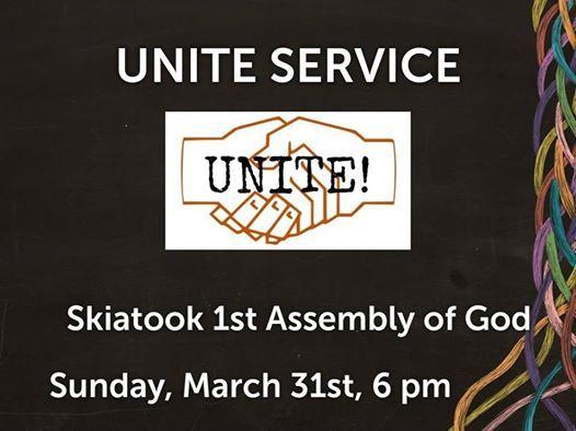 Unite Service at Skiatook First Assembly, skiatook