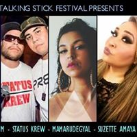 Talking Stick Festival - Standing Strong