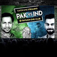 LIVE Screening of Pak vs Ind Match ICC Champions Trophy 17