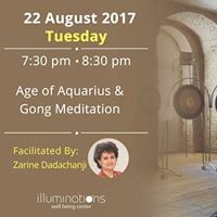 Age of Aquarius and Gong Meditation