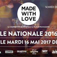 MADE WITH LOVE  Finale Nationale 2016-2017