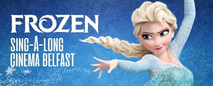Sing-A-Long Cinema Frozen
