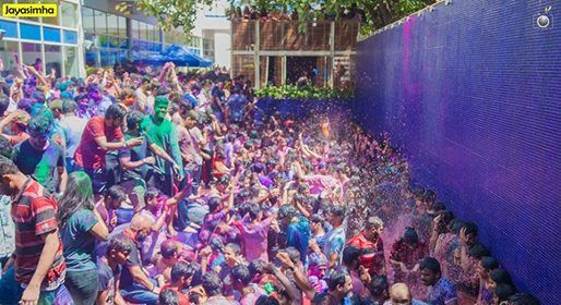RangHoli - Biggest Holi Pool & Rain Disco