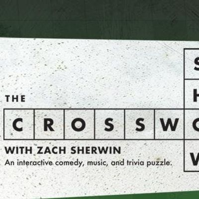 The Crossword Show with Zach Sherman