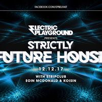 Electric Playground. Strictly Future House