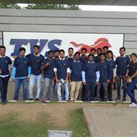 Intellectual Industrial Visit to Ashok Leyland TVS by edu2020