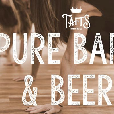 Pure Barre &amp Beers
