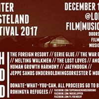 Copenhagen Underground Winter Wasteland Festival