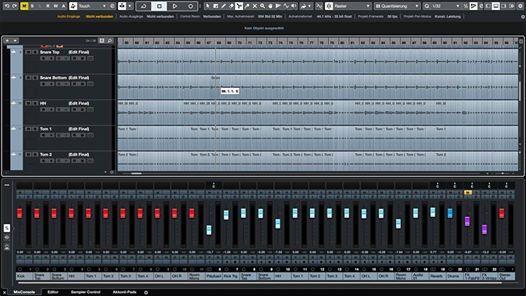 Drum Editing Workshop