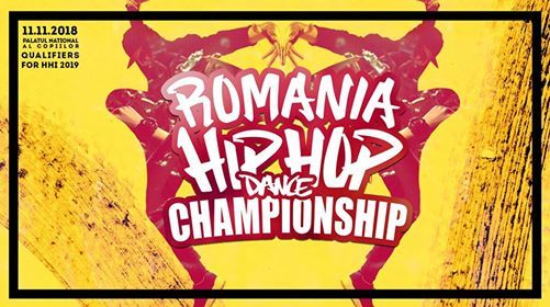 Hip Hop International Romania - Bucuresti