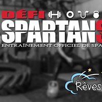 Dfi SpartanSGX 2018  Fondation Rves denfants