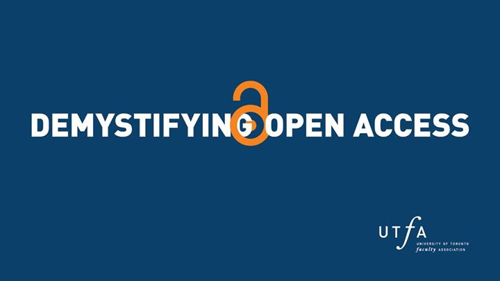 Demystifying Open Access
