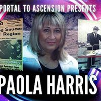 Roswell Disclosure &amp Galactic Messages featuring Paola Harris