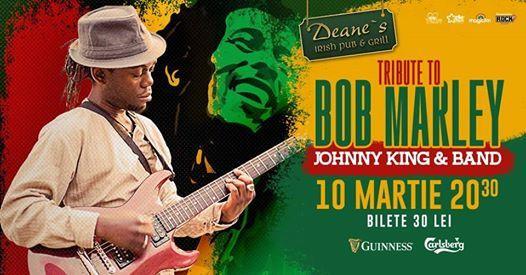 Tribute Bob Marley- Johnny King&Band