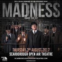 Scarborough Open Air Theatre Scarborough UK