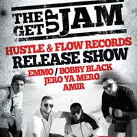 The Get Up Jam - Hustle &amp Flow Records Release Show