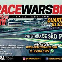 1o. Race Wars Brasil - Track Edition - Interlagos