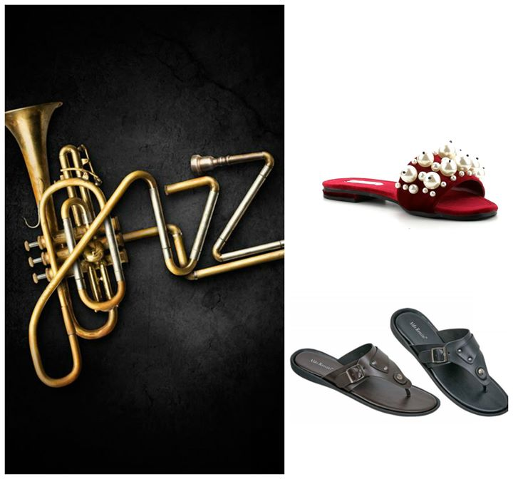 Jazz Mimosas Spring and Summer Sandals Gala