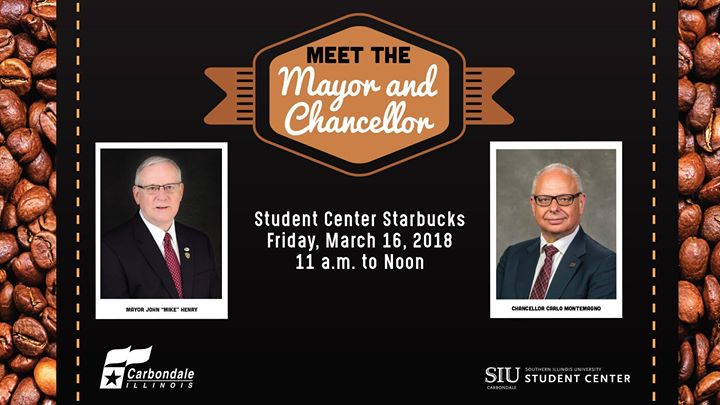 Meet the Mayor and Chancellor