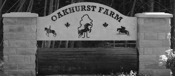 Oakhurst Winter Combined Training Series - Show I