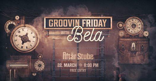 Groovin Friday with Bela