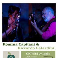 I concerti di Essenza - Romina Capitani e Riccardo Galardini