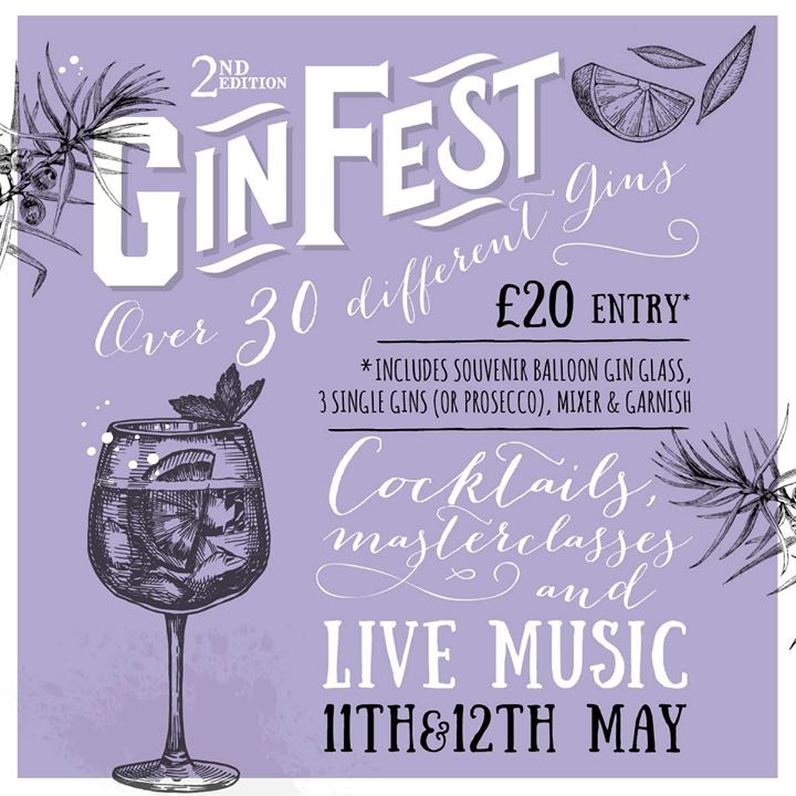 2nd Edition Gin Fest