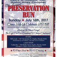17th Annual Preservation Run - Abate of FL Inc. Gator Alley