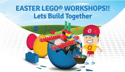 Easter LEGO & KNEX Workshops